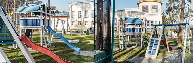 Plac zabaw dla dzieci - Marena